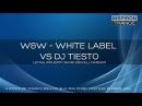 W&W - White Label vs DJ Tiesto - Lethal Industry (David Gravell Mashup)