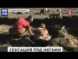 Сенсация под ногами: В Псковской области археологи обнаружили неизвестное древнерусское поселение