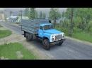 ГАЗ-53САЗ-3507 для Spin Tires. Покатушки №2