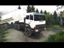 Обзор Урал-44202-3511-80 v1.1 для Spin Tires 03.03.16