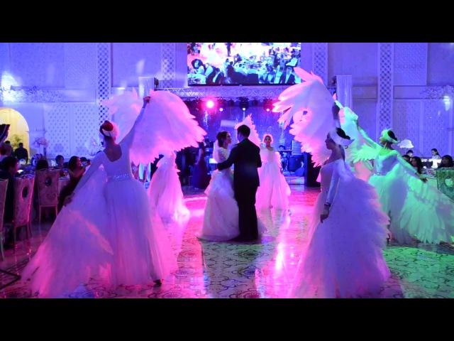 Самый красивый танец молодых Алматы шоу балет Sulu 87024667275