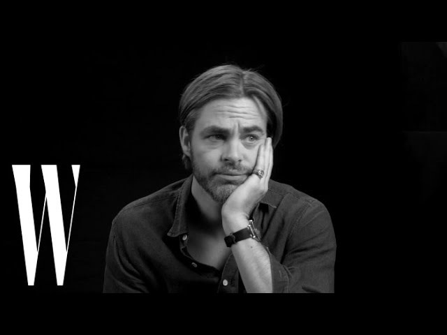 Chris Pine On His Gilmore Girls Audition, First Kiss, and Sexiest Scene | Screen Tests | W Magazine