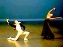 Алла Сигалова и Сергей Вихарев. Фанданго из балета Дон Кихот . Alla Sigalova Sergei Vikharev.