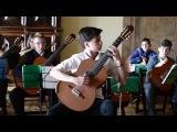 Marcin Patrzalek - Nicolo Paganini Caprice No. 24 + El Colibri - Sagreras