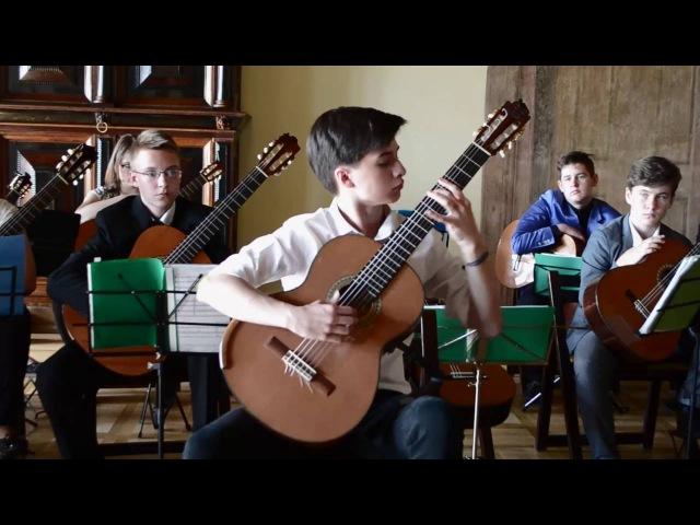 """Marcin Patrzalek - Nicolo Paganini """"Caprice No. 24"""" El Colibri - Sagreras"""