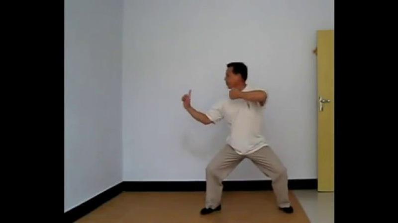 Ба дуан цзинь от доктора Чена Чен Ши Чхао Шаолинь
