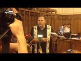 Киев. Руслан Коцаба в суде