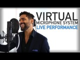 Virtual Microphone System Live Performance feat Leo Gallo