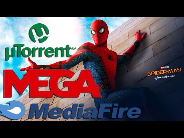 DESCARGAR SPIDERMAN HOMECOMING MEGA MEDIAFIRE UTORRENT