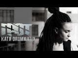 ГРОТ новый участник группы Катя Drummatix
