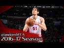 Boban Marjanovic Full Highlights 2017.04.07 at Rockets - 27 Pts, 12 Rebs in 28 Mins!