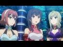 Школьницы Искатели Schoolgirl Strikers 2 серия Ancord Jade Oriko