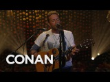 Chris Martin Performs Coldplay's