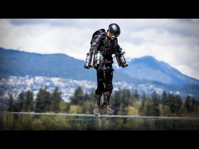 How I built a jet suit | Richard Browning