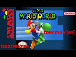 SNES: Super Mario World (en) longplay [50]