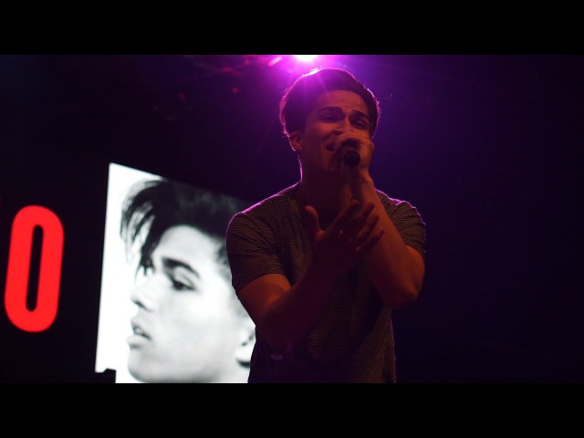 Alex Aiono - I Spy, T Shirt, Isn't She Lovely Swang (Mashup) (De-Tour Live, Vancouver)