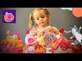 Самый добрый детский канал! LaLaLoopsy Dolls в гостях у Рианны Family VLOG а не Bad Baby Challenge