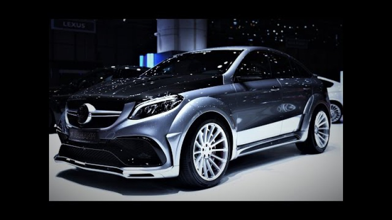 NEW 2017 - Mercedes AMG GLE 63 S 4Matic Coupe - Exterior and Interior Full HD 1080p