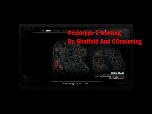 Prototype 2 Hunting Dr. Shaffeld And Consuming