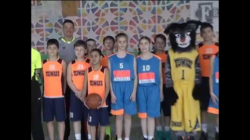 Баскетбольний челендж Тейваз - Будівельнику і ТІМ СКУФУ!
