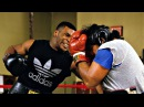 Mike Tyson Most Brutal Boxing Sparring