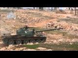 Syrian Rebel T-62
