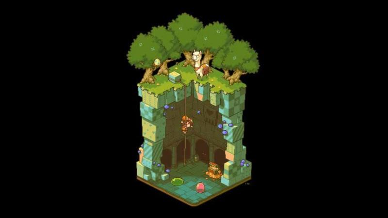 Go to Pixel Adventure · coub, коуб