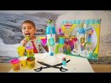 Страна мороженого, фабрика мороженого, Play Doh Eisfabrik Riesen Softeismaschine Play Doh