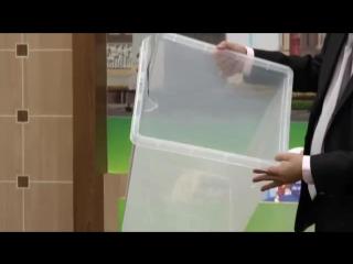 В Таиланде разбили небьющуюся урну для голосования