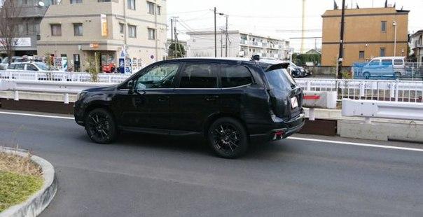 Фотошпионам удалось заснять новый Subaru Forester<br><br>Во время дорожных тестов в Японии был замечен новый кроссовер от Subaru.<br><br>http://proufu.ru/news/avto/fotoshpionam_udalos_zasnyat_novyy_subaru_forester/