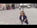 Самая маленькая женщина России рассказывает о своей жизни в мегаполисе