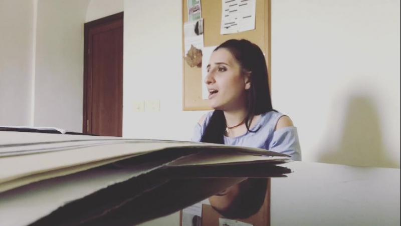 Роза Цпнецян - djvar chanapar