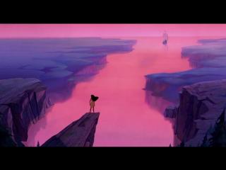 Самые красивые кадры в истории мультфильмов Диснея