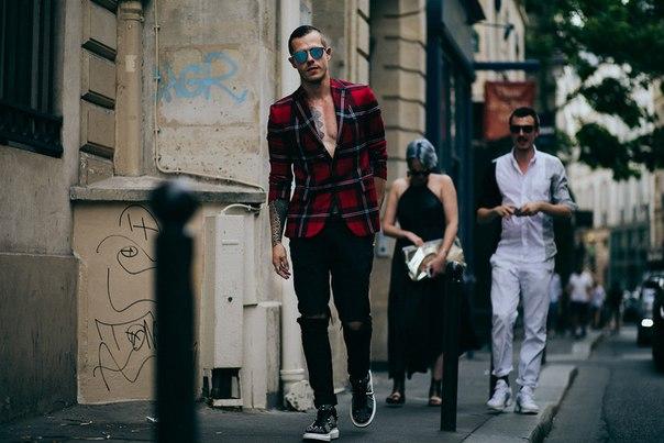 Final Day of Paris Fashion Week