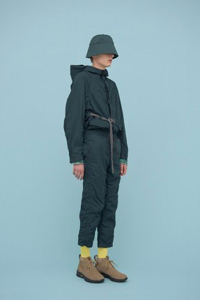 JohnUNDERCOVER Harnesses Nature Graphics for Its 2018 Spring/Summer Co