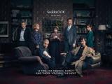 Дублированный трейлер к 4 сезону Шерлока. Премьера 1 января на Первом