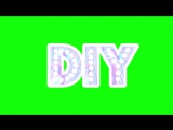 Футаж DIY-1