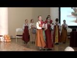 VIII Ильинский фестиваль духовной и народной музыки. СПбГУ 19 мая 2017г.