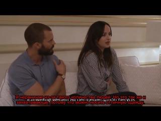 Интервью Джейми и Дакоты в Гамбурге (Германия)