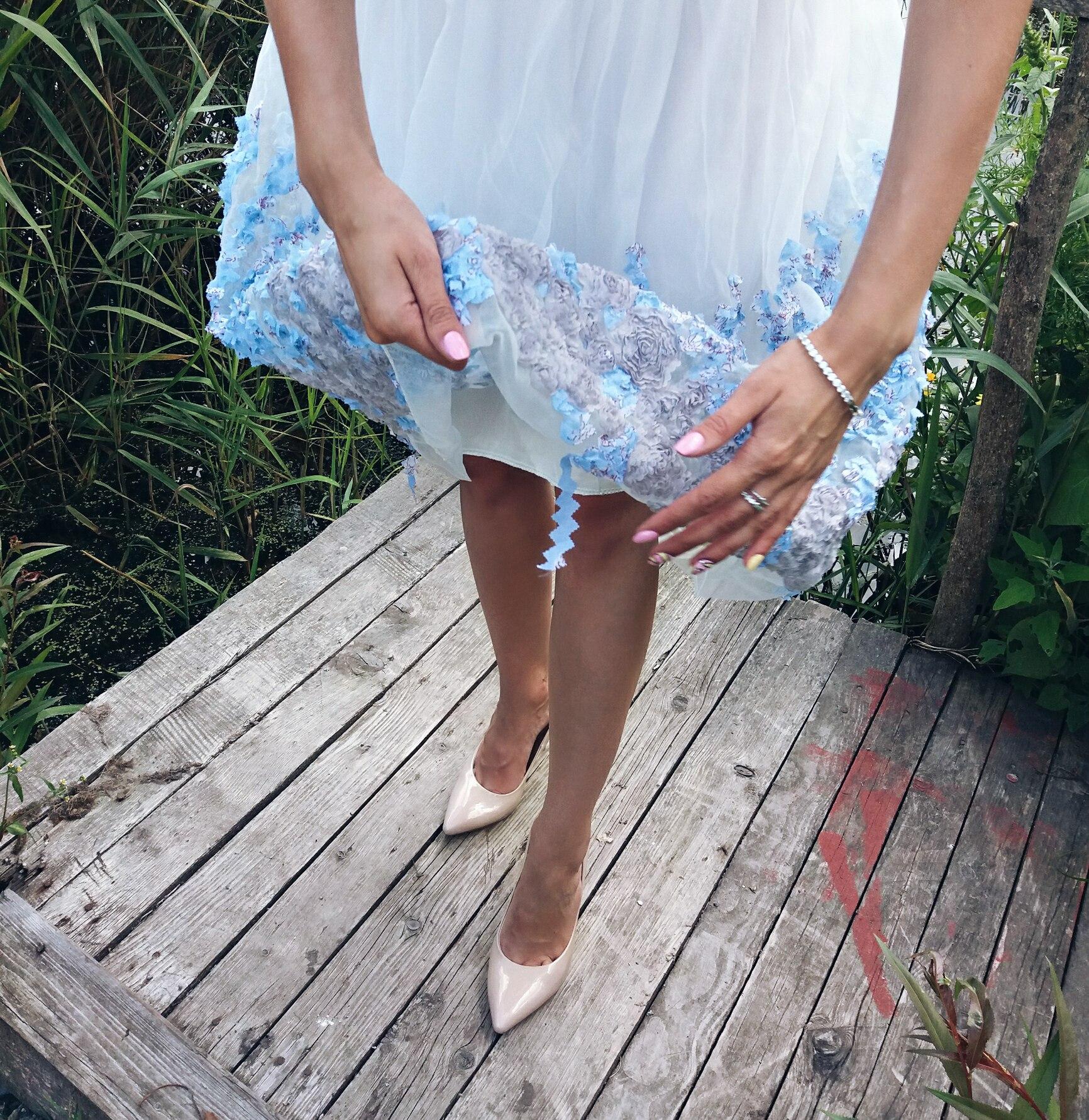 Нашумевшая на ITAO юбка