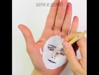 Кого рисует художник - Белль или Бэллу? 🎨
