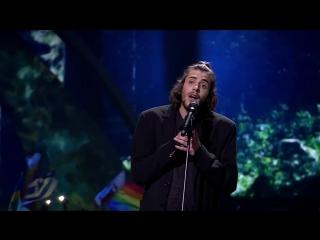 Евровидение 2017 победил Salvador Sobral - Amar Pelos Dois (Portugal) LIVE 14 мая 2017 Eurovision Song финал