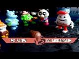 Versus Snail  MC Slow VS DJ Gidrargium