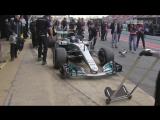 F1 2017. Первые тесты в Барселоне. День первый. Обзор