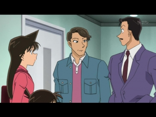 El Detectiu Conan - 640 - El viatge de les vuit peces de la memòria (Okayama) (Sub. Castellà)
