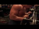 Arnold Schwarzenegger Bodybuilding Training - No Pain No Gain 2013