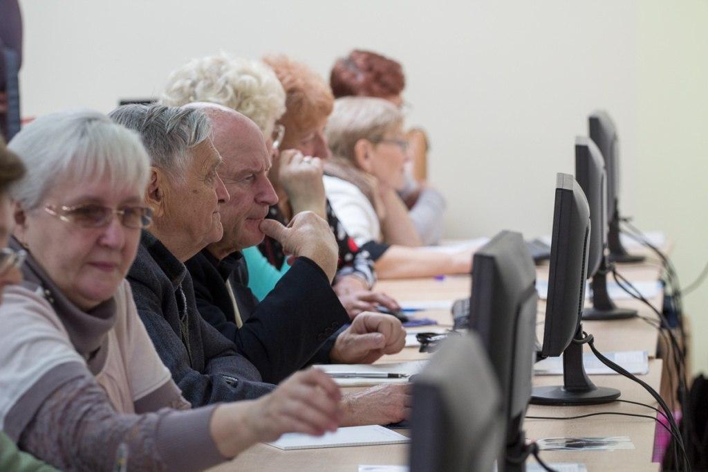 Бесплатные курсы для пенсионеров в риге