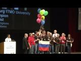 Студенты из России стали чемпионами мира по программированию