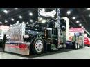 Выставка в Штате Кентукки Все для фур грузовиков Часть 1 Mid America Truck Show