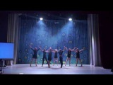 Студия танца Малина. Постановка